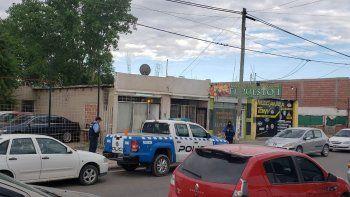 secuestraron droga, un auto y vainas servidas en un allanamiento