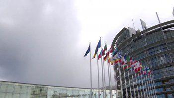 en europa, el parlamento declaro la emergencia climatica