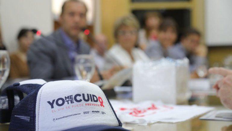 Actualizan la campaña para la prevención del VIH