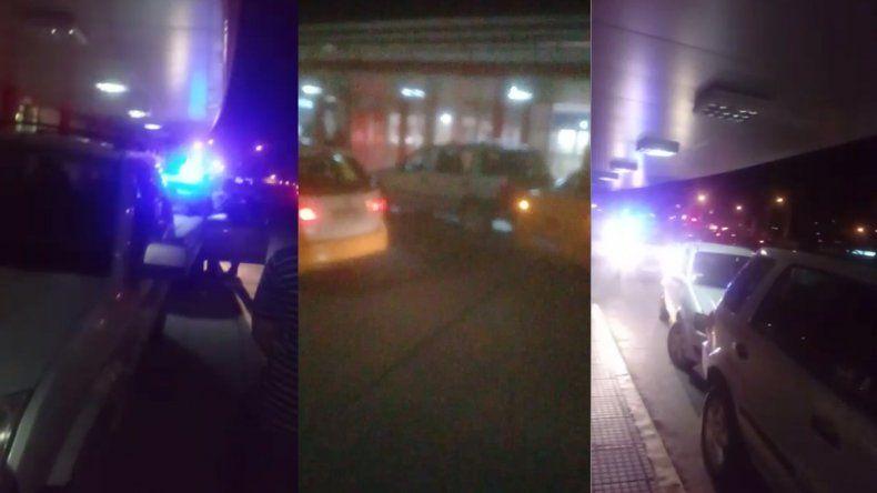 Taxistas y la Muni empezó la cacería de choferes de Yupi en Neuquén