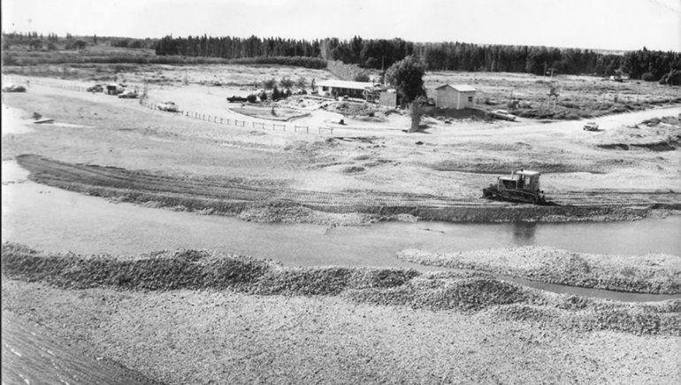 El día que nació el primer balneario para los neuquinos