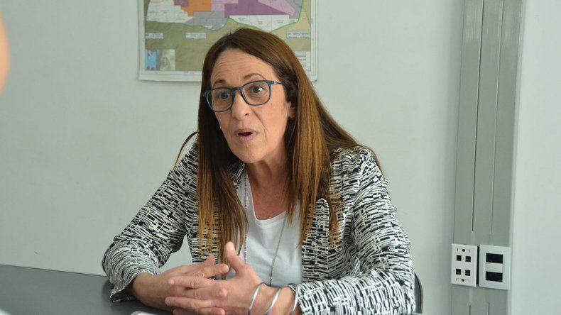 Luciana de Giovanetti: Le daremos jerarquía  a temas de ciudadanía