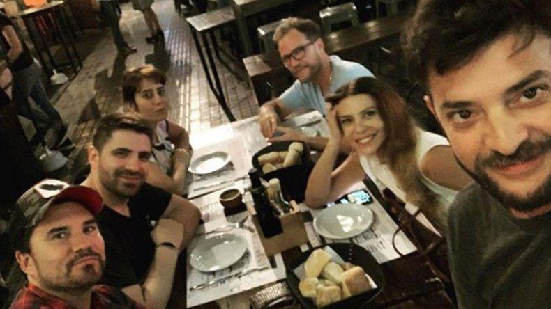 Valentino, la historia de amor que une a Rago y Mónica Ayos
