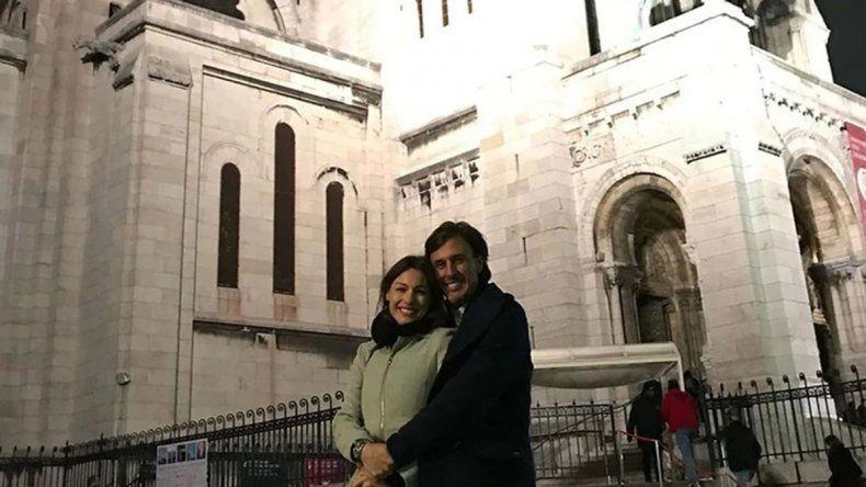 París, je taime: la romántica luna de miel exprés de Pampita