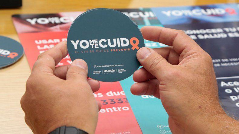 Actualizan una campaña contra el VIH en Neuquén