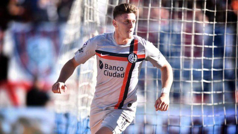 Gaich paga con goles su continuidad en San Lorenzo