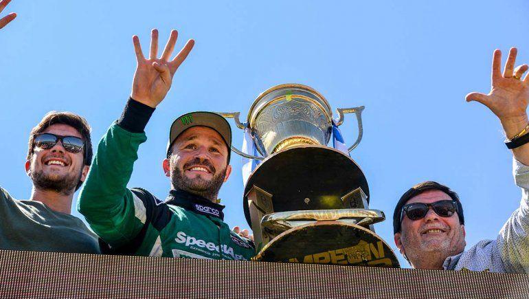 El campeón Canapino contó qué le gusta de Neuquén y en qué se debe mejorar