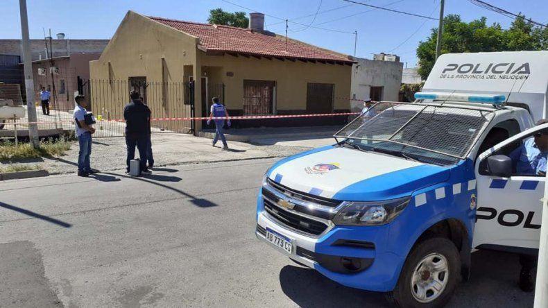 Investigan qué pasó en Barrio Nuevo: recibió tres disparos y está internado