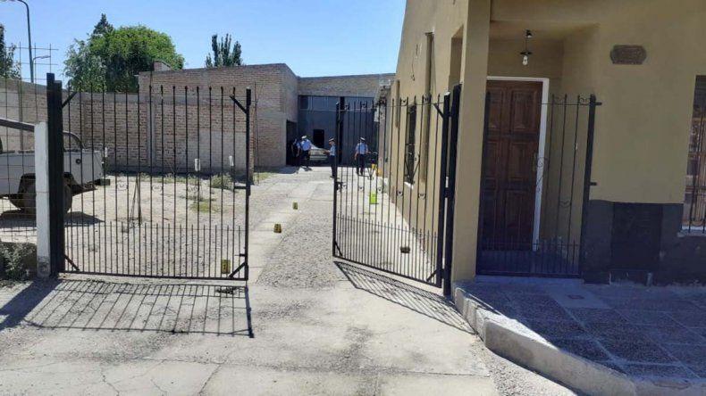Se entregó el presunto autor de los disparos a un joven en Barrio Nuevo