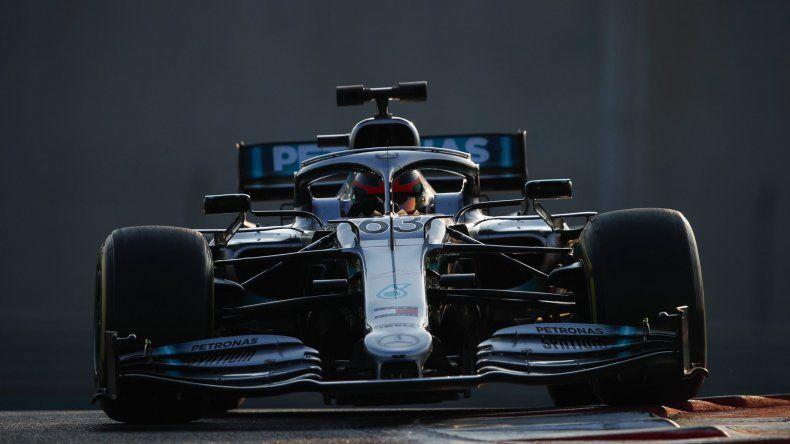 George Russell y Mercedes cerraron el 2019 de la Fórmula 1