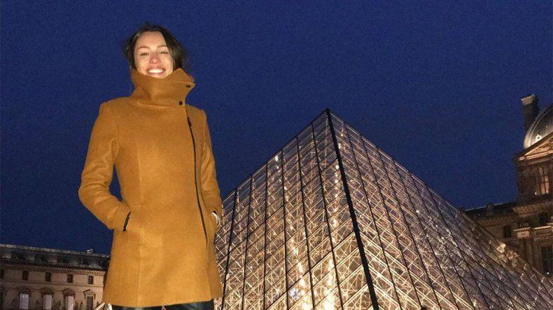 Pampita fue víctima de la inseguridad en París