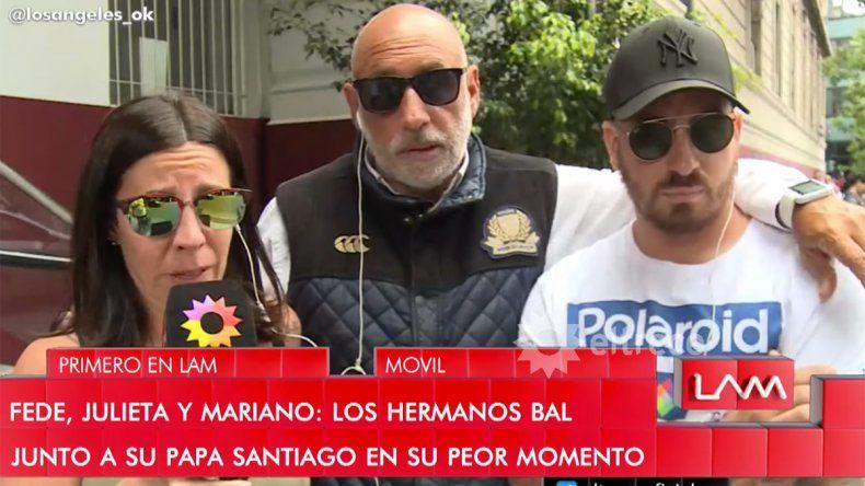 Santiago Bal agoniza: Está bueno esto de poder amigarse con la muerte