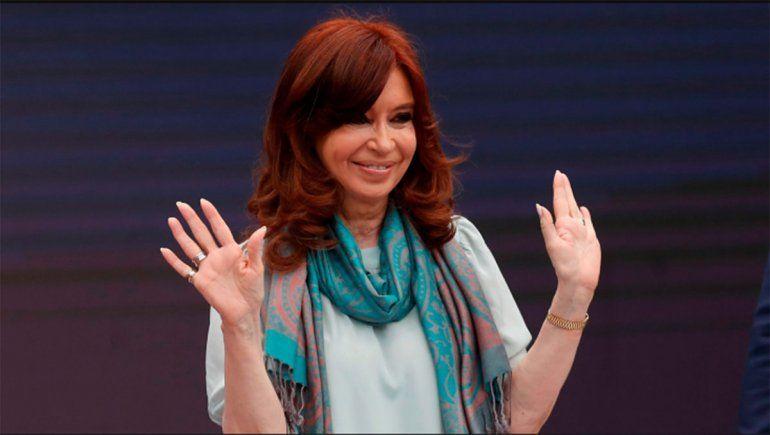 La dedicatoria de Flor K para Cristina por su cumpleaños