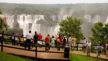bolsonaro privatizo el lado brasileno de las cataratas