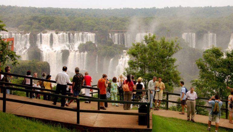 Bolsonaro privatizó el lado brasileño de las Cataratas del Iguazú