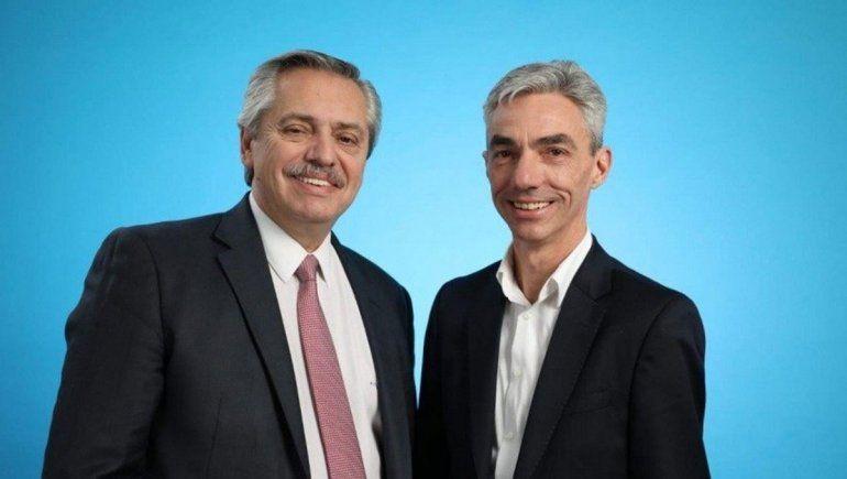 Alberto Fernández confirmó a Meoni como ministro de Transporte