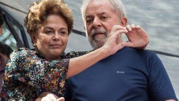 un juez de brasilia absolvio a lula y rousseff en un juicio por corrupcion y asociacion ilicita