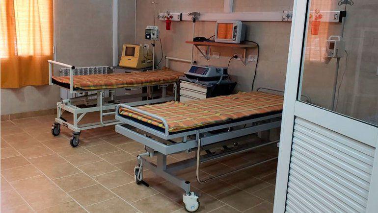 El hospital de Las Coloradas ya tiene sala de emergencias