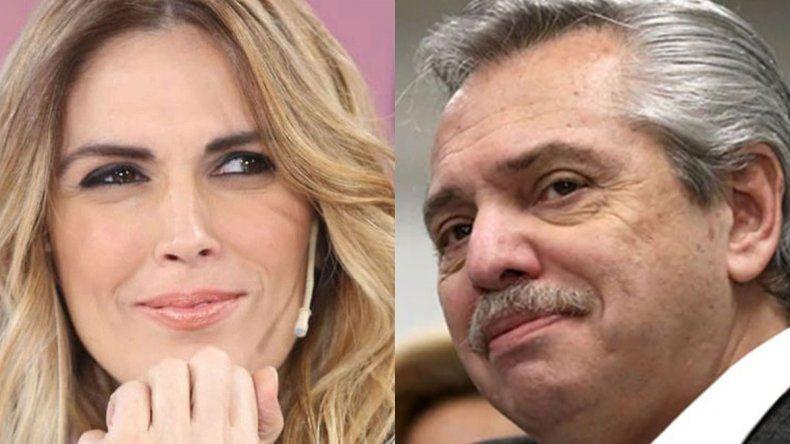Para Ventura, Canosa sale con Alberto Fernández