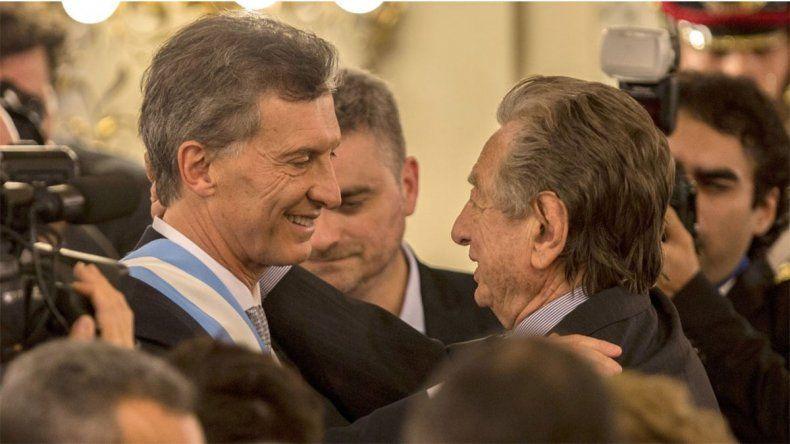 Macri, sobre su padre: Me pidió que me haga cargo de matarlo