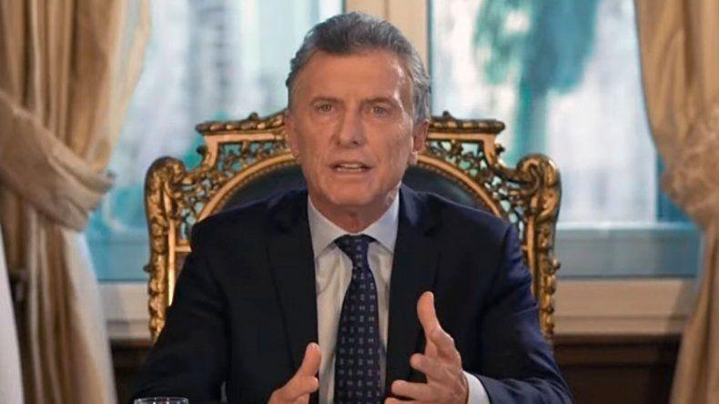 Macri: Jamás haría algo para entorpecer al gobierno entrante