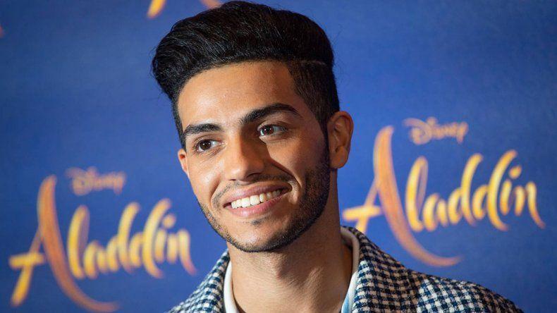 El protagonista de Aladdin cayó en desgracia: no consigue trabajo