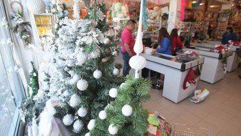 armar el arbol de navidad es 70 por ciento mas caro