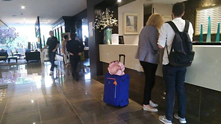 La demanda en hoteles cayó entre un 5% y 10%