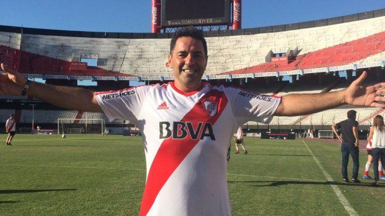 El No a Iudica en River llegó a ser tendencia en Argentina: enterate el por qué