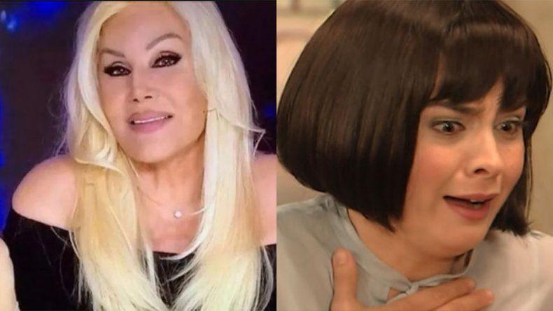 Habló Susana: ¿qué dijo sobre la ausencia de Érica Rivas a su programa?