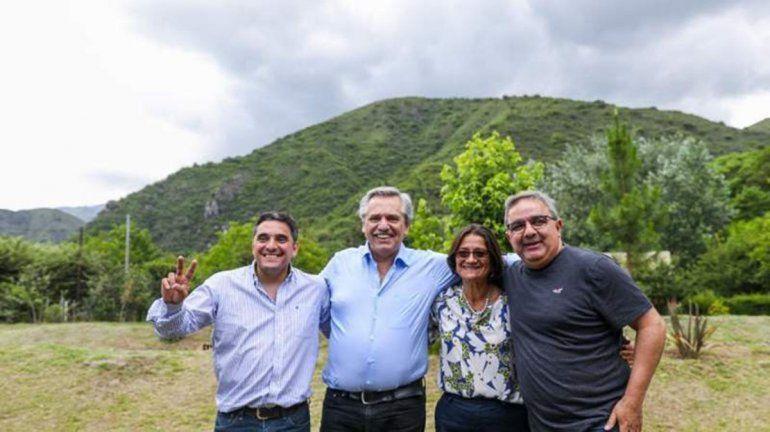 Alberto anunció que posterga el debate del Presupuesto