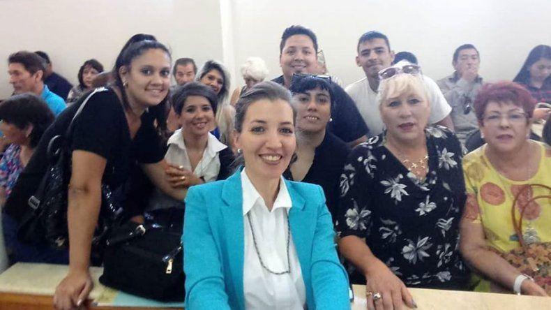 Rocío Casamayor ganó la puja por la banca de Cambiemos