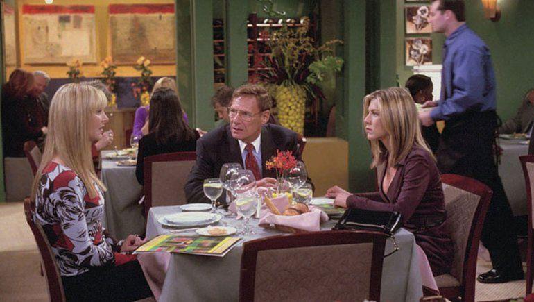 Murió Ron Leibman, el papá de Rachel en Friends