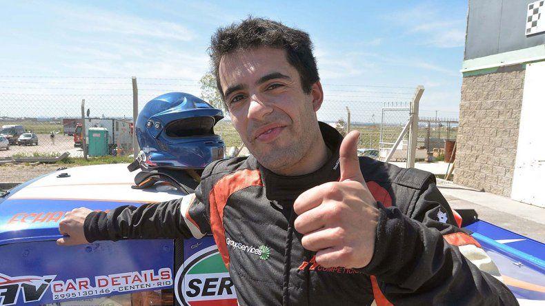 Echavarri es campeón del TC Neuquino