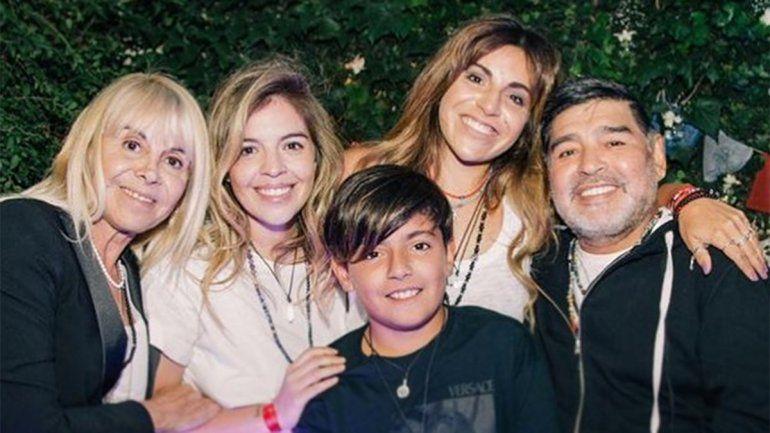 Encuentro inesperado: Diego y Claudia, juntos después de los escándalos