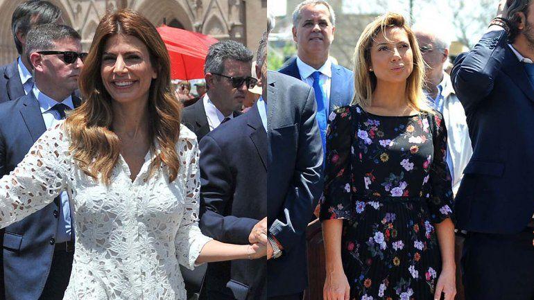 La otra grieta: las redes sociales explotaron con las comparaciones entre Juliana Awada y Fabiola Yáñez