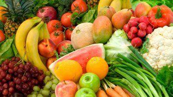 casi nadie come la cantidad ideal de  frutas y verduras
