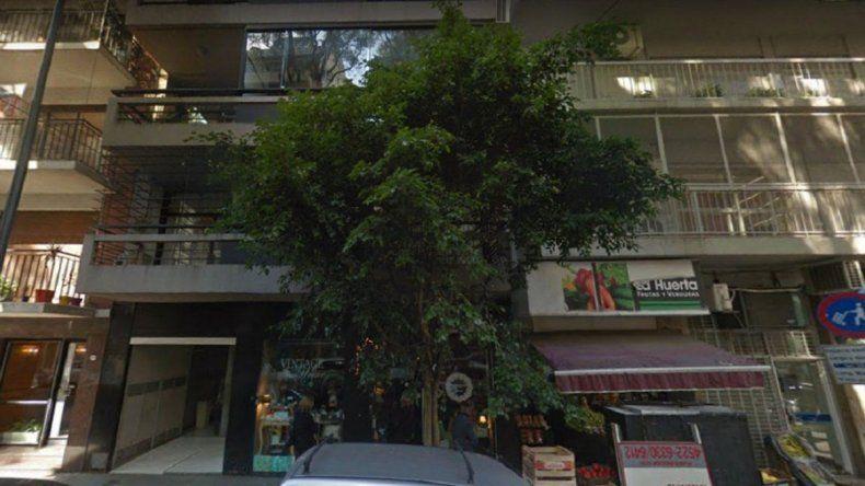 Un joven perdió la vida al caer al vacío desde un 5º piso