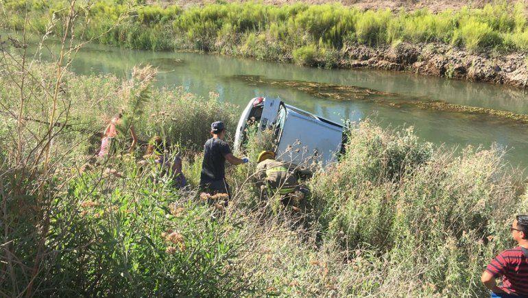 Tres adolescentes murieron en un trágico accidente en El Chañar