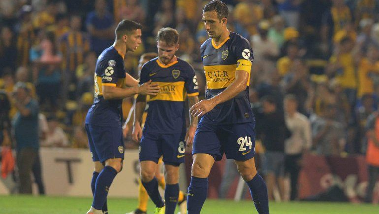 Con una floja actuación, Boca cerró el año con una derrota