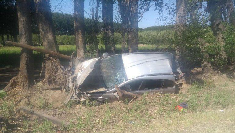 Velocidad y alcohol, lo que más influyó en los trágicos accidentes del fin de semana