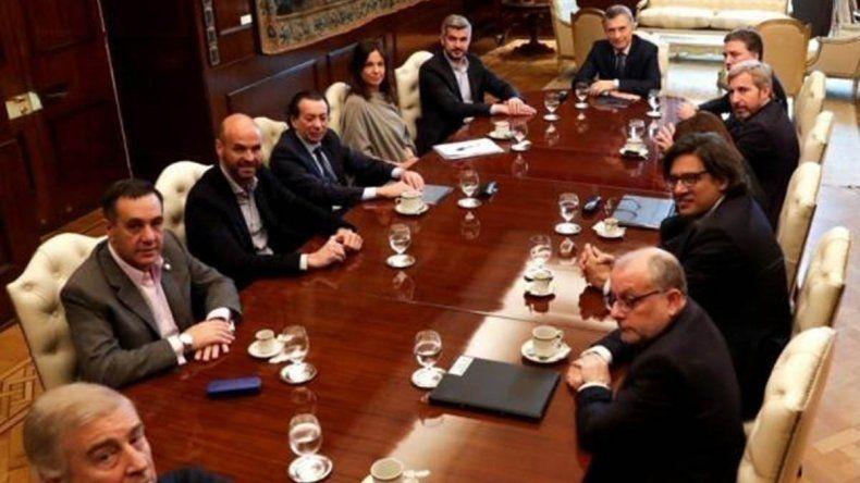 Cómo son las últimas horas de trabajo de Macri en la Rosada