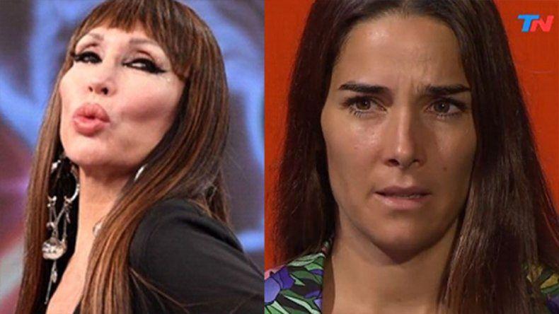 Juana Viale presentó a su nuevo novio y Moria la felicitó por su supuesto embarazo