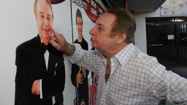 Murió el actor y capocómico Santiago Bal, a los 83 años