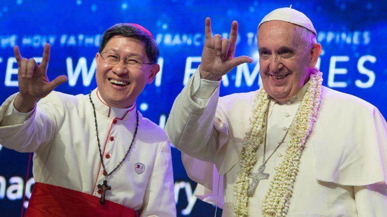 El Papa pone a un cardenal filipino en un cargo clave