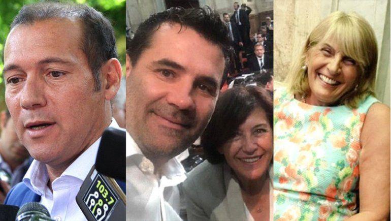 Así vivieron los políticos neuquinos la asunción de Alberto Fernández
