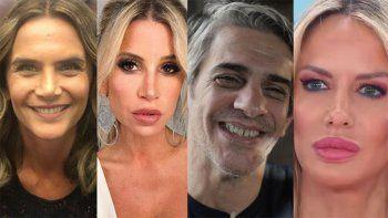 los mensajes de los famosos en por la asuncion de fernandez