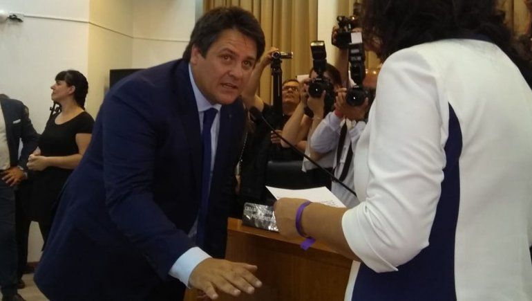 Mariano Gaido es el nuevo intendente de Neuquén: Vamos a construir una ciudad para todos