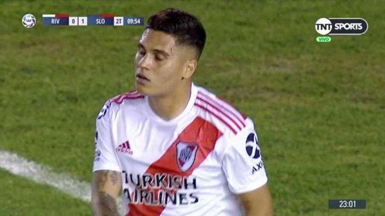 Quintero se pierde la final de la Copa