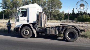 en la mira: secuestraron tres camiones en diferentes operativos